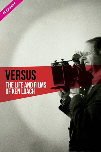 Poster of Versus: The Life and Films of Ken Loach fragman