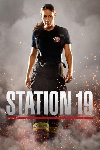 Poster de Station 19 S01E08
