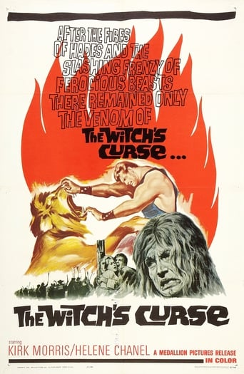Poster of The Witch's Curse