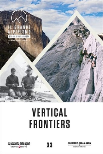 Poster of Vertical Frontier