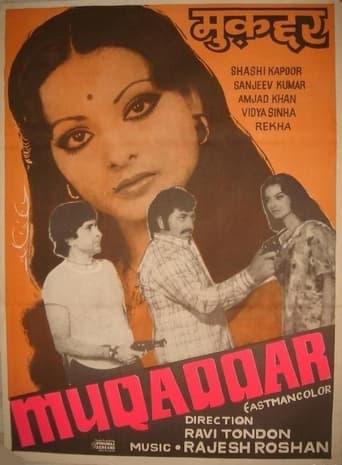 Poster of Muqaddar
