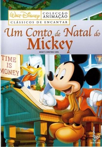 O Conto de Natal do Mickey - Poster