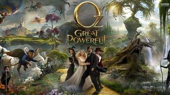 Оз: Великий та Могутній (2013)