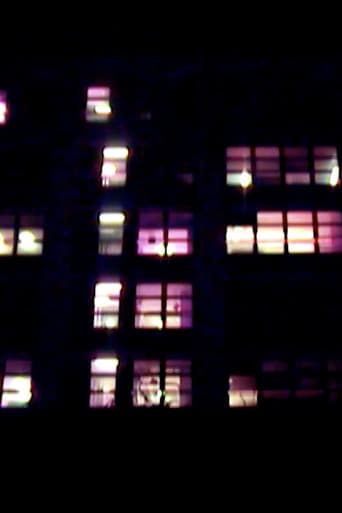 from my kitchen window the building was blinking
