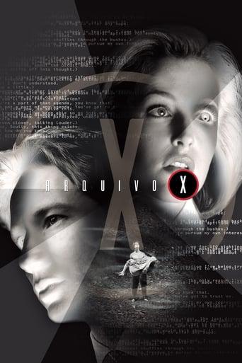 Arquivo X 1ª Temporada - Poster