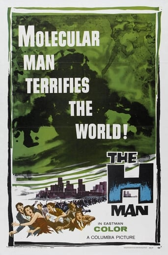 Poster of The H-Man