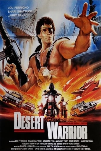Poster of Desert Warrior