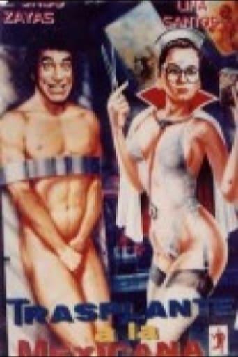 Poster of Transplante a la mexicana