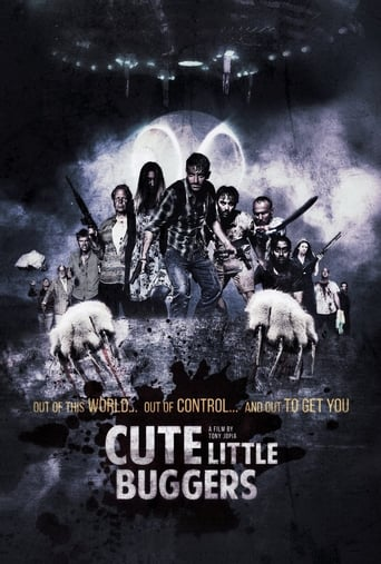 Poster of Cute Little Buggers fragman