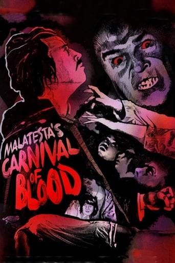 Poster of Malatesta's Carnival of Blood