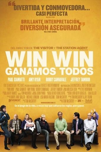 Poster of Win Win (Ganamos todos)