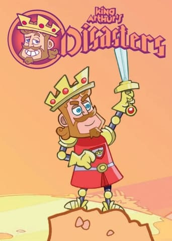 Poster of King Arthur's Disasters