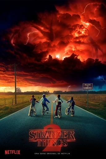 Poster of Stranger Things