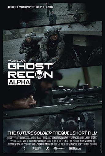 Poster of Ghost Recon: Alpha