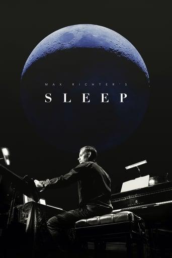 Poster Max Richter's Sleep