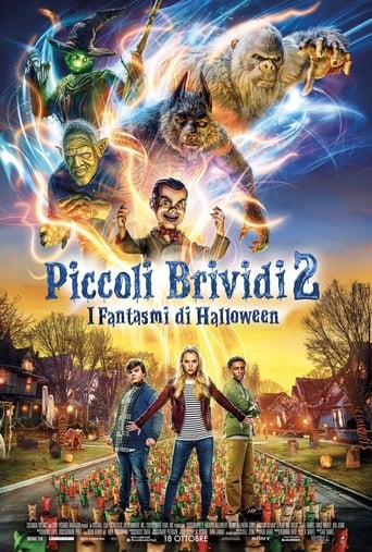 Poster of Piccoli Brividi 2 - I fantasmi di Halloween