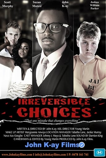 Poster of Irreversible Choices
