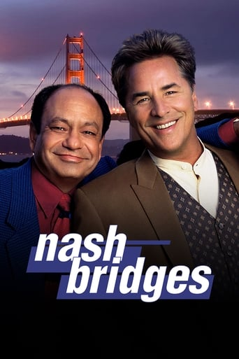 Poster of Nash Bridges