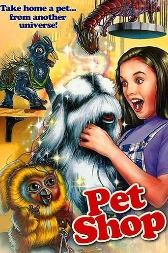 Poster of Pet Shop