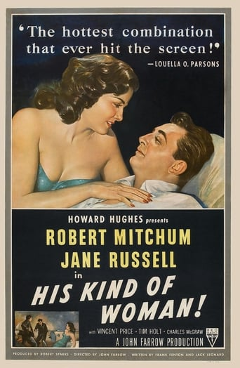 Poster of His Kind of Woman