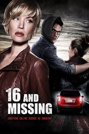 Poster of 16 And Missing
