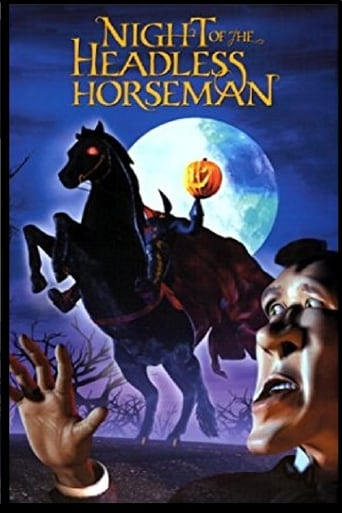 Poster of The Night of the Headless Horseman