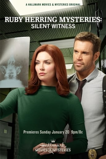 Poster Ruby Herring Mysteries: Silent Witness