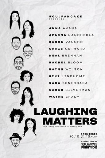 Poster of Laughing Matters