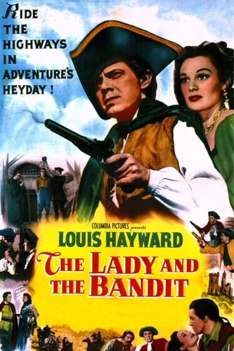Poster of The Lady and the Bandit