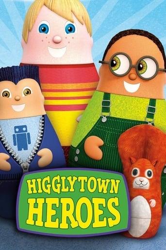 Poster of Οι Ήρωες της Χίγκλιταουν