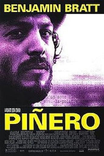 Poster of Piñero