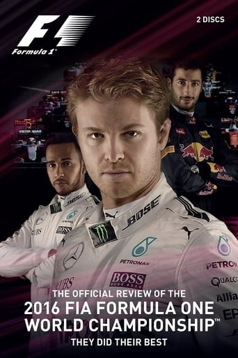 Poster of 2016 FIA Formula One World Championship Season Review
