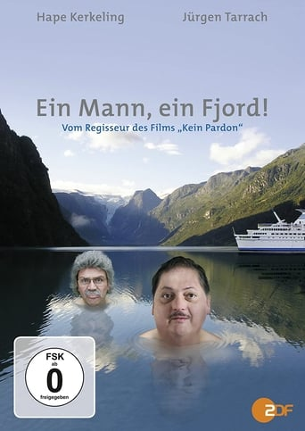 Poster of A man, a fjord!