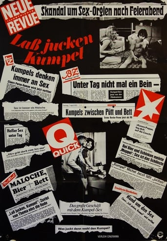 Watch Laß jucken, Kumpel! Free Movie Online