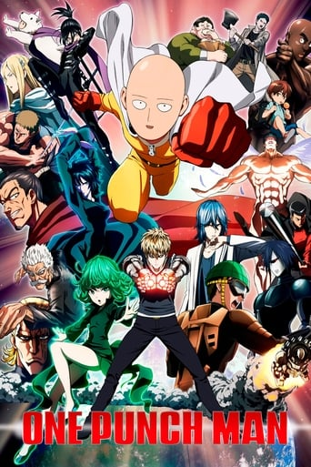 One-Punch Man Season 1, Episode 5 poster