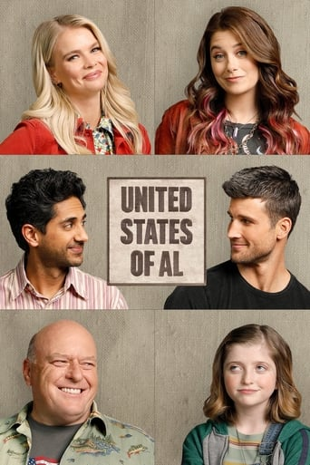 Poster United States of Al