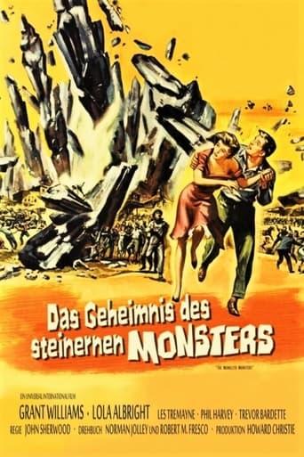Das Geheimnis des steinernen Monsters