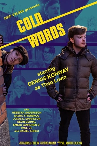 Poster of Cold Words