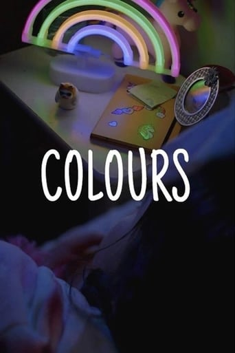 Poster of Colours