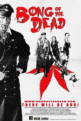 Poster of Bong of the Dead