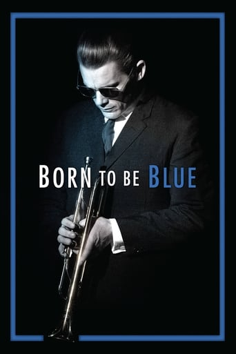 Poster of Born to Be Blue