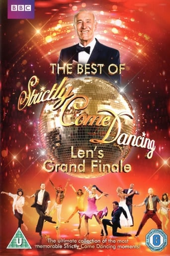 Poster of The Best of Strictly Come Dancing - Len's Grand Finale