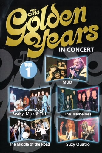 Poster of The Golden Years in Concert VOL 1