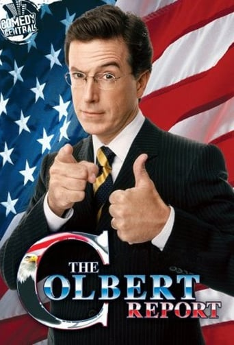 Poster of The Best of The Colbert Report fragman