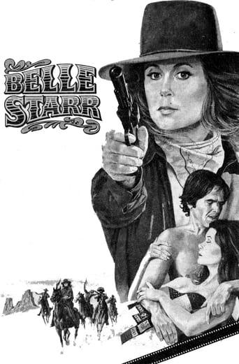 Poster of Belle Starr