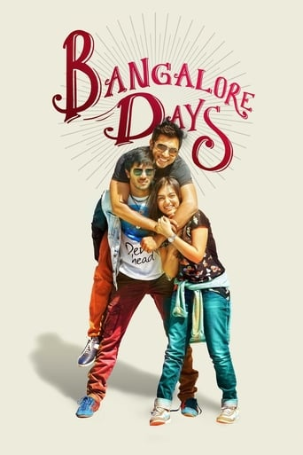 Poster of Bangalore Days