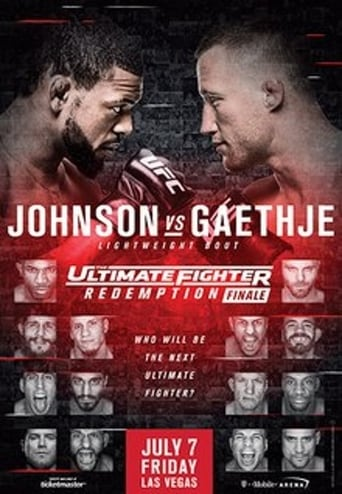 Poster of The Ultimate Fighter 25 Finale