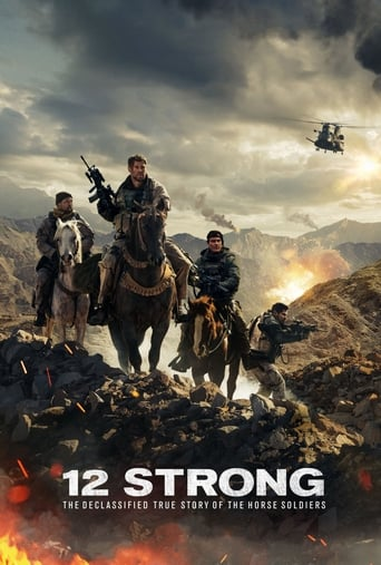 Poster of 12 Strong