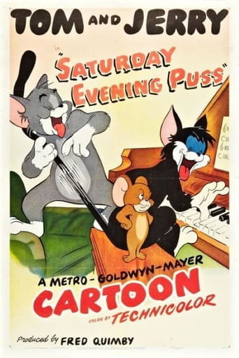 Watch Saturday Evening Puss full movie online 1337x