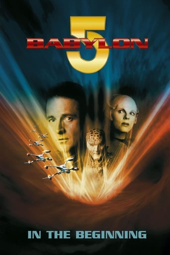 Poster of Babylon 5: In the Beginning